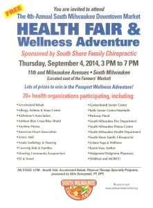 health fair 2014